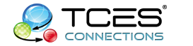TCES Connections Logo